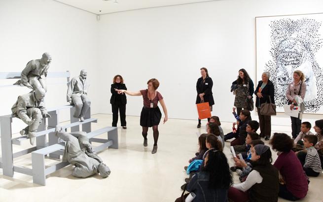 ¿Educa el arte contemporáneo? Seminario en el Museo Picasso de Málaga