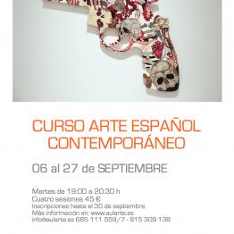 Arte español contemporáneo