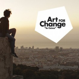 "Art for change ""la Caixa"" 2018"