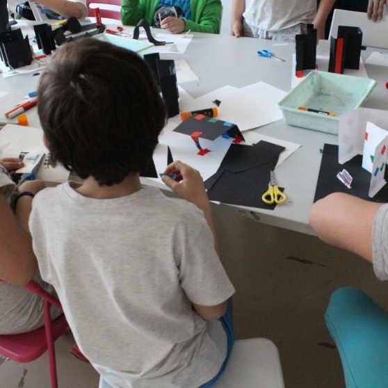 Colonias de verano en inglés en 2017. Para público infantil, en ARTIUM
