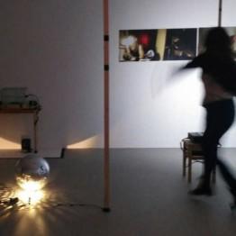 Cuerpo, espacio, tiempo. Taller de acción en ARTIUM para público infantil