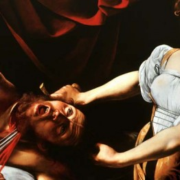 Tres asesinos: Caravaggio, Marlowe y Gesualdo. La belleza del mal. Fundación Montemadrid