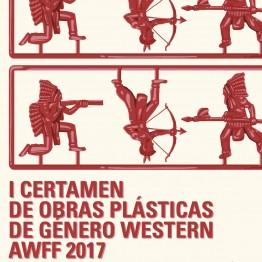 I Certamen de Obras Plásticas de Género Western