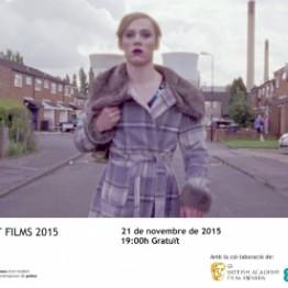 BAFTA SHORT FILMS 2015