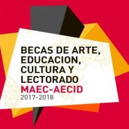 Becas MAEC-AECID de Arte, Educación y Cultura