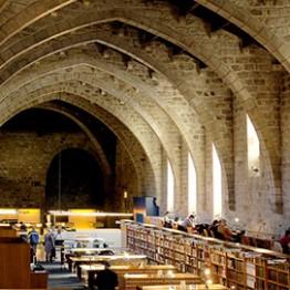 Becas para la realización de prácticas en la Biblioteca de Cataluña