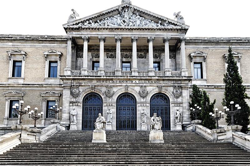 Becas de formación e investigación 2017-2018 en la Biblioteca Nacional de España