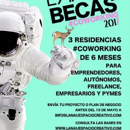 Becas Coworking 2017