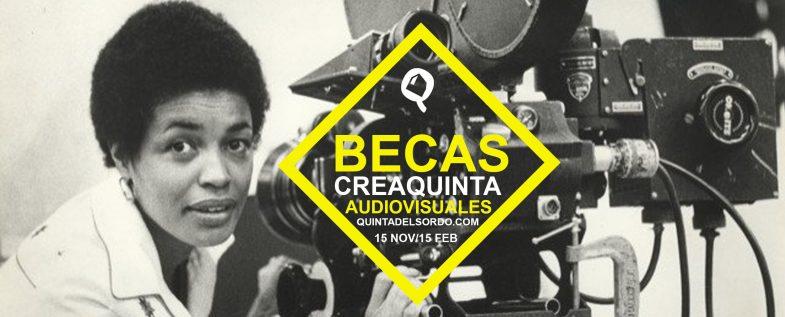 Becas Creaquinta Audiovisuales. Quinta del Sordo