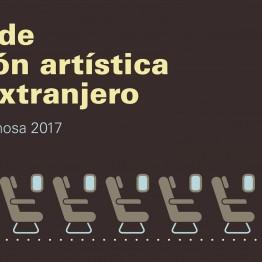 Becas de creación artística en el extranjero Gas Natural Fenosa 2017