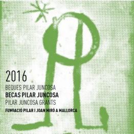 Becas Pilar Juncosa 2016