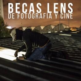 Becas LENS de Fotografía y Cine
