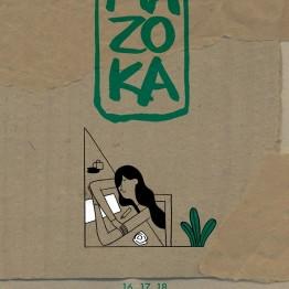 MAZOKA, II Feria de Dibujo e Ilustración