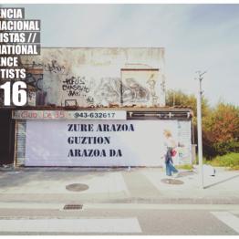 Residencia Internacional de Artistas en Bitamine Faktoria