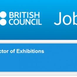 Director de exposiciones para el British Council