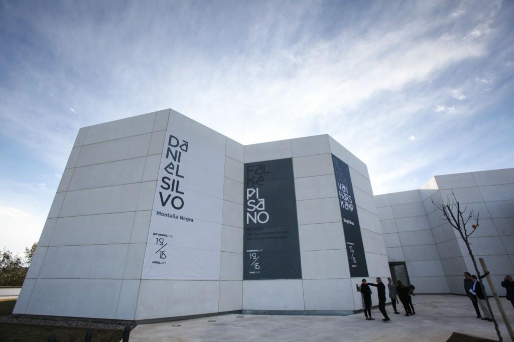 Director artístico del Centro de Creación Contemporánea de Andalucía