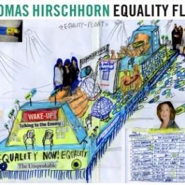 Encuentro Thomas Hirschhorn – Ignacio Cabrero en Es Baluard