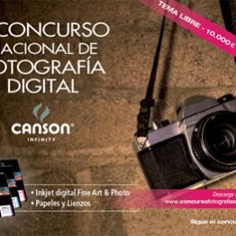 V Concurso Nacional de Fotografía Canson Infinity