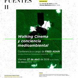 Cápsulas Fuentes II. Arte+Tecnosfera+Investigación. Seminario en la Facultad de Bellas Artes de la Universidad Complutense