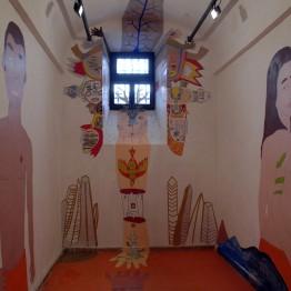 Galerías, Concurso de intervenciones artísticas en las celdas de la Cárcel de Segovia
