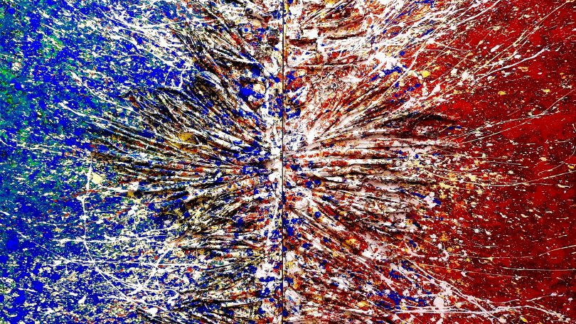 Taller de informalismo pictórico. En el Círculo de Bellas Artes, desde el 12 de marzo de 2018