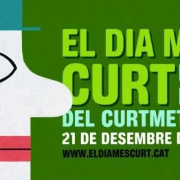 El Dia Més Curt. Fiesta del Cortometraje en el CCCB de Barcelona