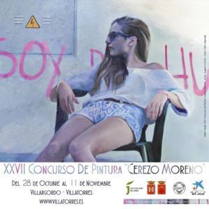 XXVII Concurso de Pintura Cerezo Moreno