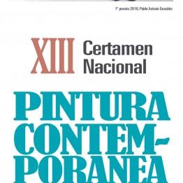 XIII Certamen Nacional de Pintura Contemporánea Casimiro Baragaña