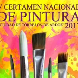 V Certamen Nacional de Pintura Ciudad de Torrejón de Ardoz