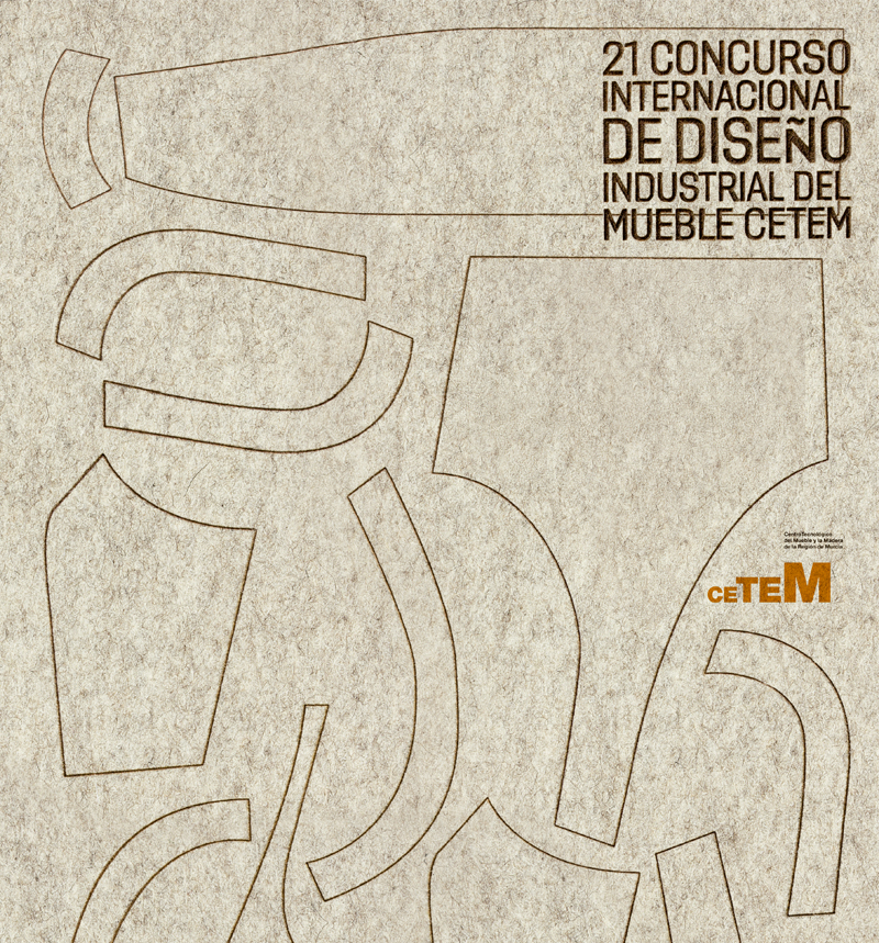 Concurso internacional de dise o industrial del mueble cetem for Muebles de diseno industrial
