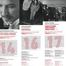 Jornadas de música contemporánea 2015
