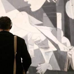 Secuencias Guernica. El mural en el ensayo documental