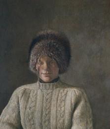 Andrew Wyeth. Mi joven amiga, 1970