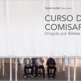 Curso de comisariado dirigido por Emma Brasó