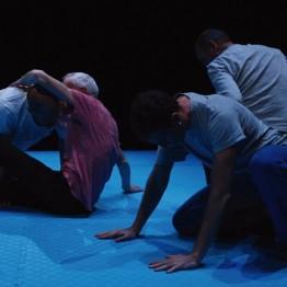 Touching improvisation. Taller con Aimar Pérez Gali y Jaime Conde-Salazar en la Sala El Águila