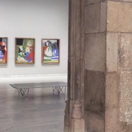 Coordinador de exposiciones en el Museu Picasso