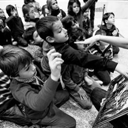 Taller de dibujo para niños y jóvenes