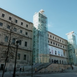 Coordinador de Educación y Públicos en el Museo Reina Sofía