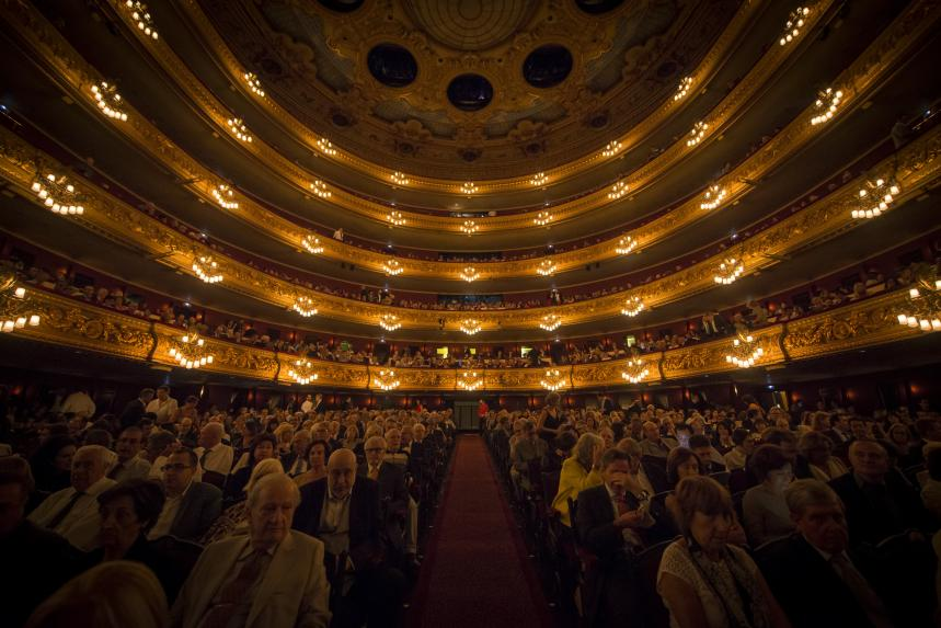 Concurso para la selección del director/a general del Teatre del Liceu