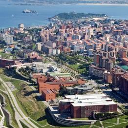 Técnico del Área de Exposiciones de la Universidad de Cantabria