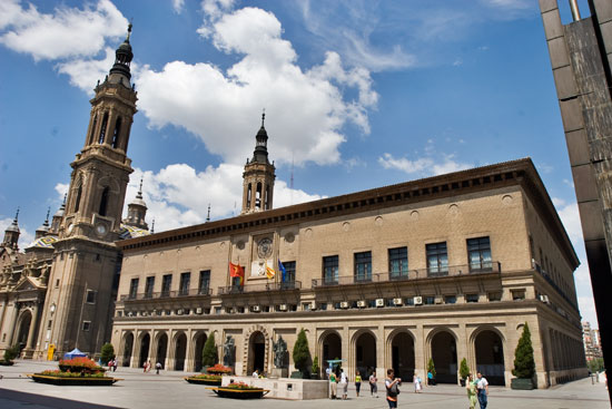 Técnico medio de Cultura (especialidad Restauración) en el Ayuntamiento de Zaragoza