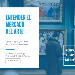 Entender el mercado del arte. Curso organizado por Lavagne & Asociados, desde el 2 de febrero de 2018