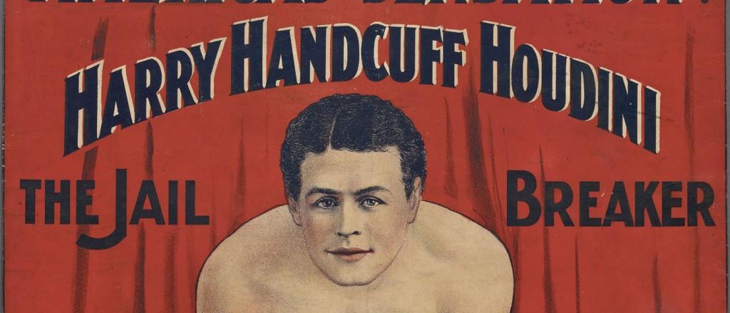 Taller Escape. En torno a la exposición dedicada a Houdini en el Espacio Fundación Telefónica