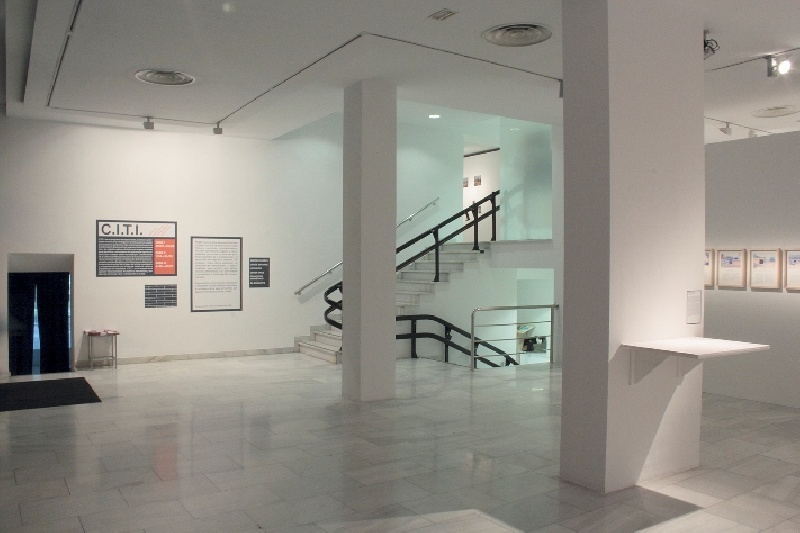 Taller de escritura sobre arte audiovisual en la Sala de Arte Joven de la Comunidad de Madrid