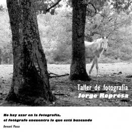 Taller de fotografía con Jorge Represa en el Museo Esteban Vicente