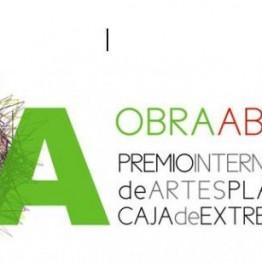 Obra Abierta. Premio Internacional de Artes Plásticas. Convoca la Fundación Bancaria Caja de Extremadura