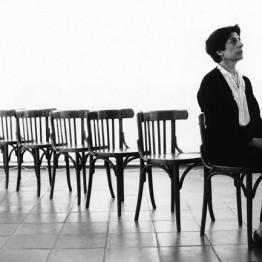 Encuentro con Esther Ferrer. Conversará Laurence Rassel y Mar Villaespesa en el Museo Reina Sofía