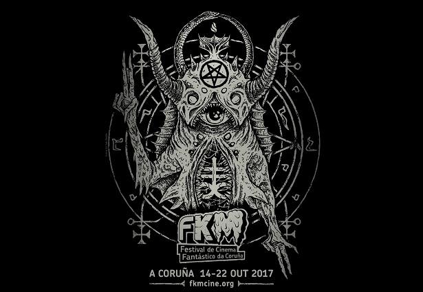 FKM, Festival de Cinema Fantástico da Coruña 2017