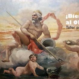 ¡Bienvenidos al Olimpo! Talleres para familias en el Museo Lázaro Galdiano