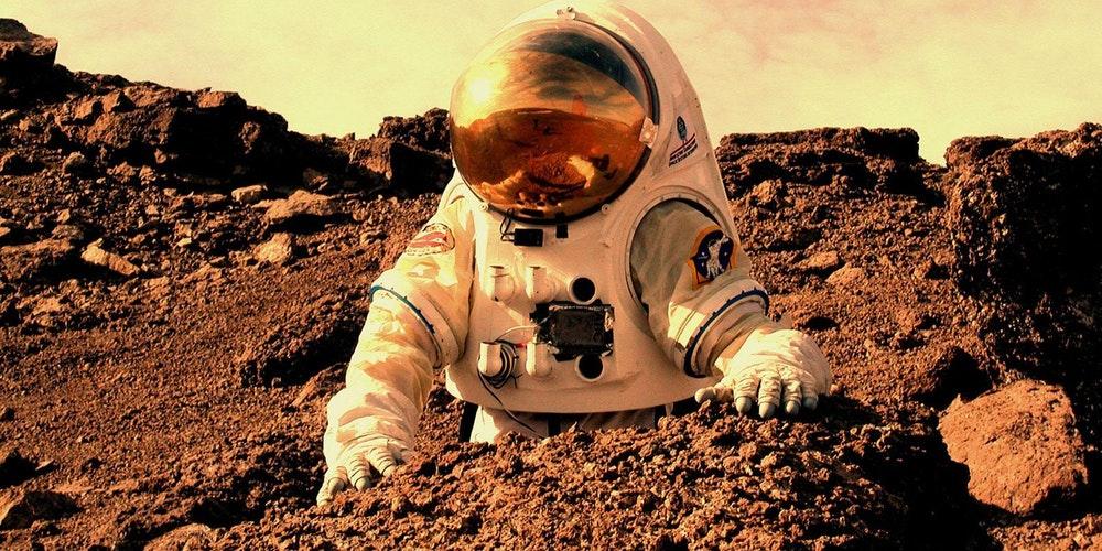 Gossan, misión a Marte. Taller impartido por Joan Fontcuberta en el Espacio Fundación Telefónica, el 10 y el 11 de febrero de 2018